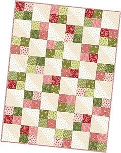 Maywood Studio POD Sensibility Four Square Quilt Kit Multi