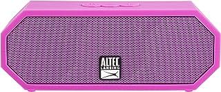 Altec Lansing IMW457 Jacket H2O Indoor Outdoor Bluetooth Speaker, Purple