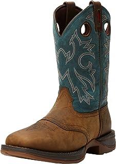 حذاء Rebel DB016 الغربي للرجال من Durango