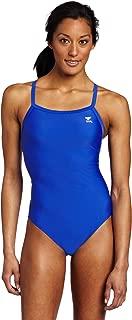 TYR Sport Women's Solid Diamondback Swimsuit