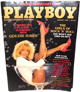 Playboy Magazine, January 1985 (Vol. 32 No. 1)