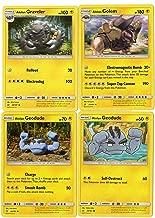 Best alolan geodude pokemon card Reviews