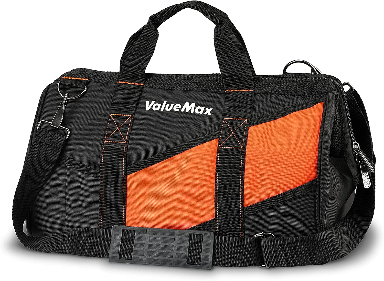ValueMax 16-Inch Wide Mouth Tool Organizer Tote wi Max 46% OFF Popular Bag
