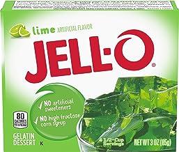 Jell-O Lime Gelatin Mix (3 oz Box)
