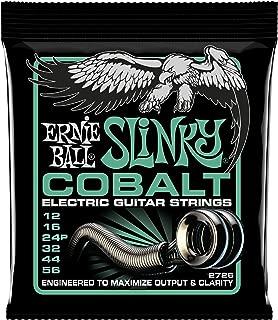 Ernie Ball Cobalt Not Even Slinky Set, .012 - .056
