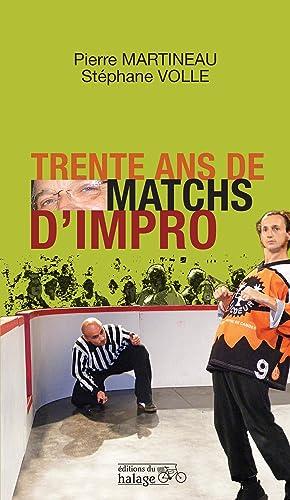 Books By Pierre Martineau Stephane Volle_trente Ans De Matchs ...