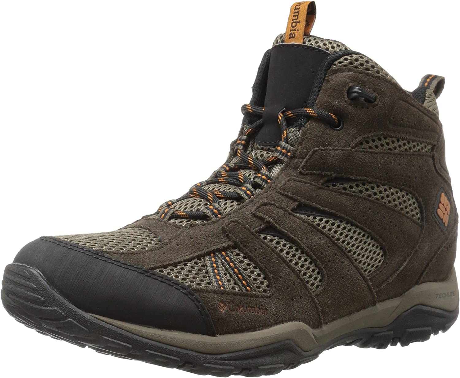 Columbia Men's North Plains Drifter Mid Waterproof Hiking Boot
