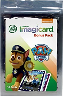 LeapFrog PAW Patrol Imagicard Learning Game Booster Pack