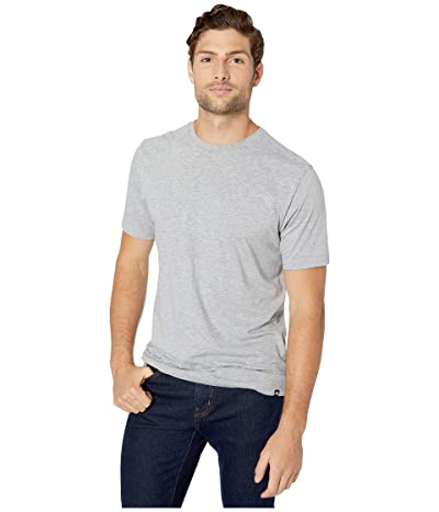 Burton Classic Short Sleeve Tee (Gray Heather) Men
