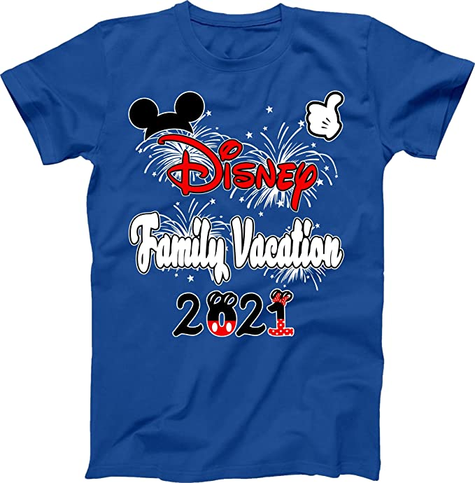 Mommy Daddy Sister Brother Walt Disney World Kids Shirts EPCOT VACAY MODE Mickey Minnie Group Family