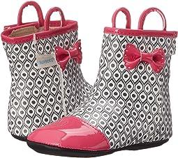 Happy Hopper Rain Boot Mini Shoez (Infant/Toddler)