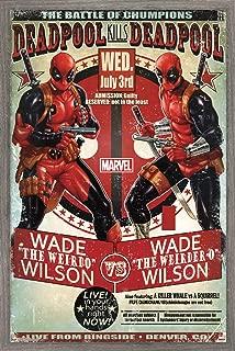Trends International Marvel Comics - Deadpool - Chumpions Wall Poster, 22.375