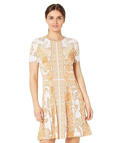 MICHAEL Michael Kors Petite Paisley Combo Dress Women