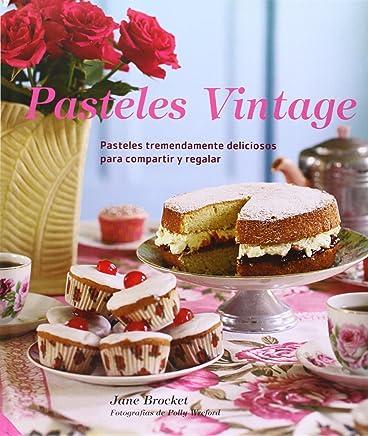Pasteles vintage (REPOSTERIA DE DISEÑO)