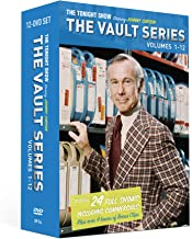 The Tonight Show Vault Series 12 starring Johnny Carson