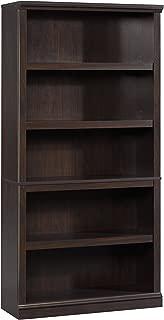 Sauder 5 Shelf Split Bookcase, L: 35.28