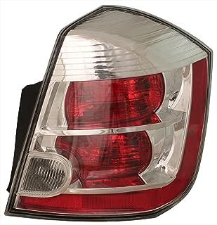 Nissan Sentra Tail Light - Rear / Back Tail Lamp CHR