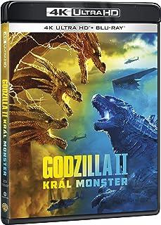 Godzilla II Kral monster 2BD (UHD+BD) / Godzilla: King of the Monsters (czech version)