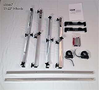 QuickTrick Wheel Alignment - Portable - 4th Gen Slider Kit (13-22