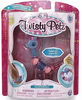 Twisty Petz Dimplez Giraffe - Series 2 Fuzzy