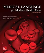 medical language for modern health care 3e