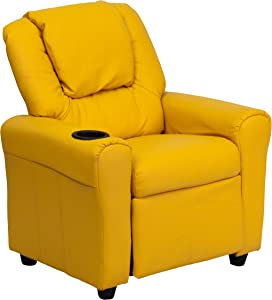 """Flash Furniture Furniture>Seating>Chairs>Recliners, Yellow Vinyl"""" /></a></div> <div class="""