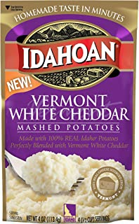 Best vermont white cheddar mashed potatoes Reviews