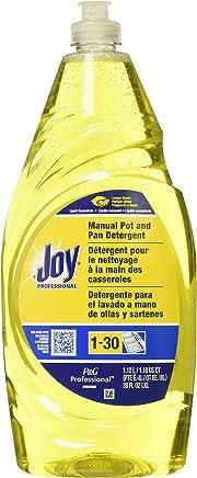 Procter & Gamble Commercial PAG45114 Joy Dish Soap, Lemon Scent, ...