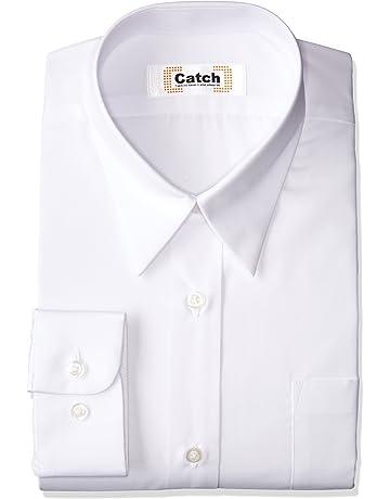 9cd8d2ed717de8 (キャッチ)Catch 形態安定 女子用 長袖Yシャツ