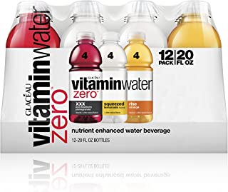 Best vitamin water zero nutrition info Reviews