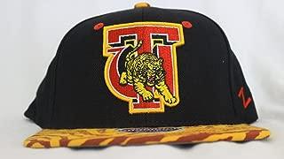 New Tuskegee University Zephyr Black, Red & Yellow Snapback