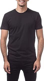 Men's Premium Lightweight Ringspun Cotton Short Sleeve T-Shirt