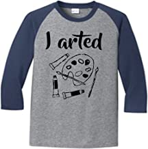 Sod Uniforms I Heart My Aunt and Uncle Funny Toddler Raglan