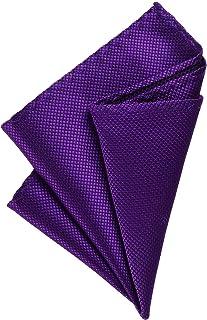 DonDon Poszetka męska 21 x 21 cm o stabilnym kształcie regulowana na wyjątkowe okazje w wielu kolorach