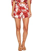 Bishop + Young - Palm Print Shorts