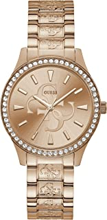 Guess Casual Watch for Women, Stainless Steel, W1280L3