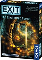 Thames & Kosmos EXIT: The Enchanted Forest| Escape Room Game in a Box| EXIT: The Game | A Kosmos Game | Family Friendly,...