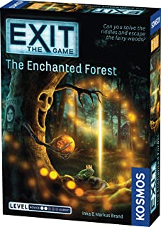 EXIT 10: The Enchanted Forest (English)