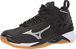 Mizuno Men's Wave Momentum Mid Indoor Court Shoe