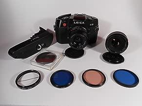 Leica R 8 - SLR camera - 35mm - body only - black