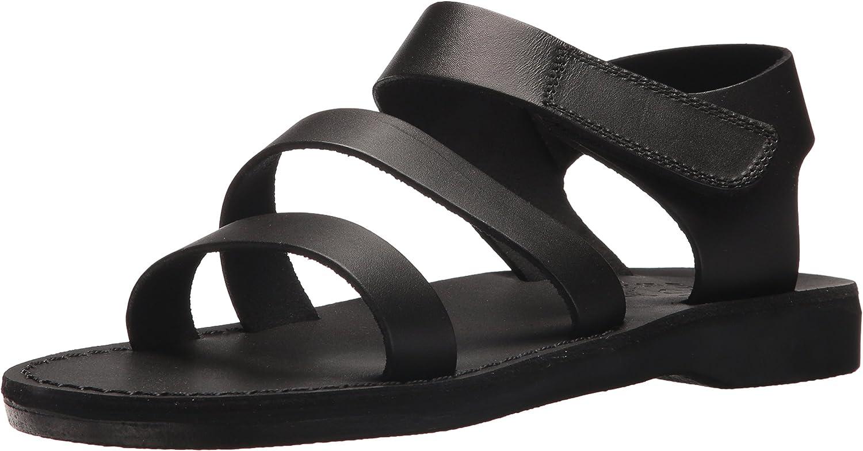 Dedication Jared - Leather Velcro Strap Sandal Denver Mall Mens Sandals