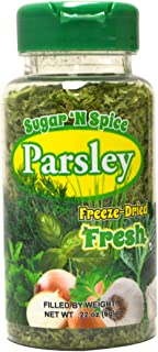 Freeze-Dried Parsley