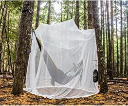 MEKKAPRO Ultra Large Mosquito Net with Carry Bag, Large 2 Openings Netting Curtains | Camping, Bedding, Patio | Carrying P...