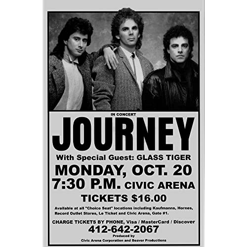Vintage Band Posters: Amazon com