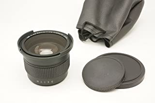 Includes Lens Adapter Optics 0.43x High Definition Wide Angle Conversion Lens for Panasonic Lumix DMC-FZ28
