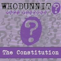 Whodunnit? - Constitution - Knowledge Building Activity