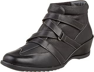 Spring Step Women's Allegra Bootie,Black,38 M EU / 7.5-8 B(M)
