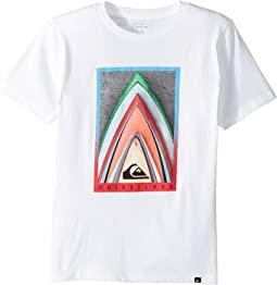 Quiksilver Kids - Stacked Tee (Big Kids)