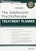 The Adolescent Psychotherapy Treatment Planner: Includes DSM-5 Updates: 295