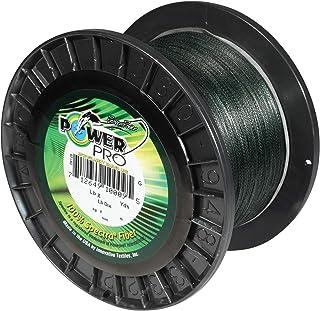 Power Pro 100Lbx500Yd Green PP Braid 100-500-G